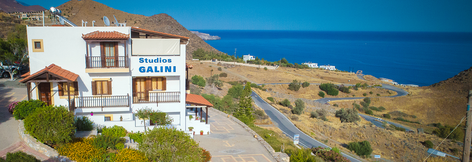 Family apartments Lentas, Crete